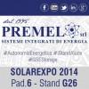 SOLAREXPO 2014 – Anteprima GSE Storage Trifase