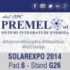 SOLAREXPO 2014 – Preview GSE Storage Threephase