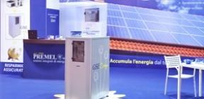 Premel ha presentato i suoi prodotti Storage al Solarexpo 2013